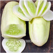 50 seeds White Cucumber seeds,Cuke Vegetables and fruit seeds Bonsai plants Seeds for home & garden