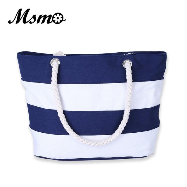05095970e Bolso de lona de playa para mujer, bolso de lona de moda, con estampado