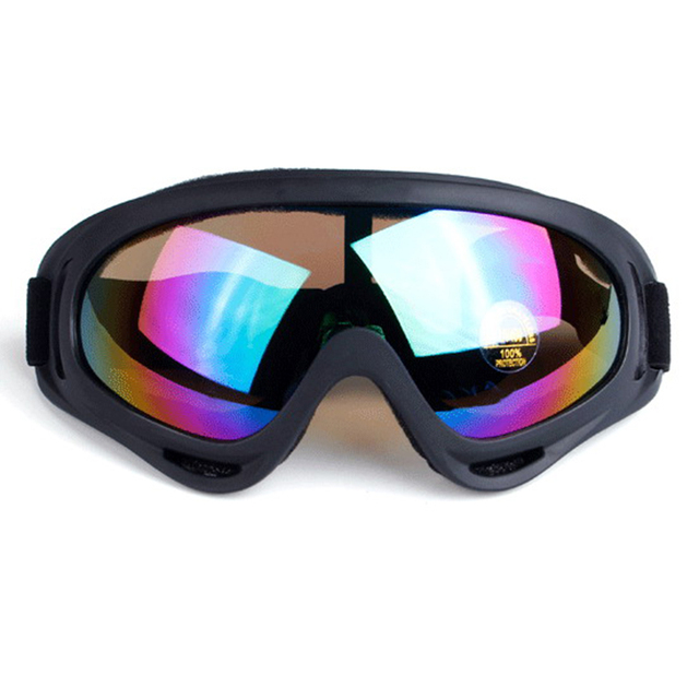 משקפי בטיחות אנטי ערפל 4