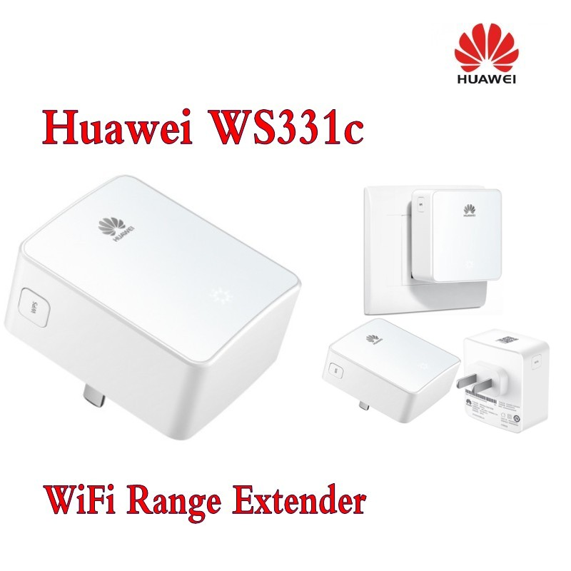 Lot of 10pcs Original Huawei WS331c 300Mbps WiFi Range Extender WiFi Repeater (US plug) 10pcs lot sen013dg original