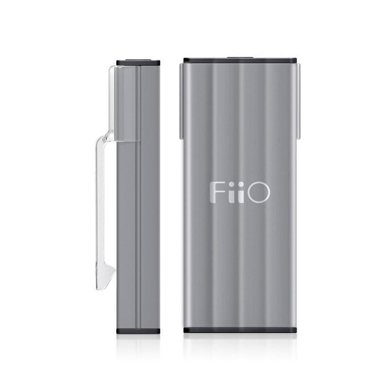 FIIO K1 Portable Headphone Amplifier & DAC Числовое программное управление