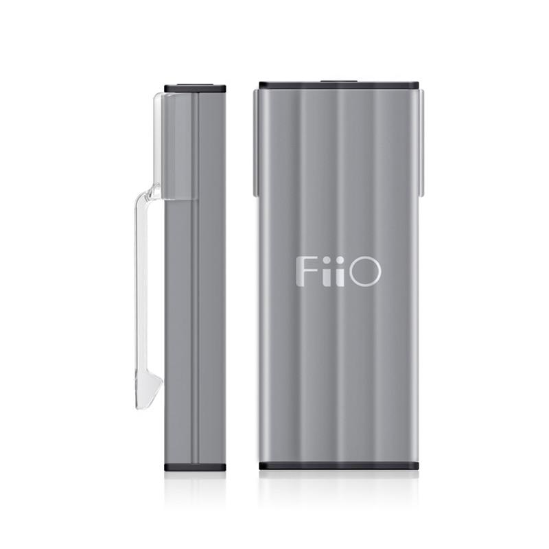 FIIO K1 หูฟังแบบพกพาและ DAC-ใน เครื่องขยายเสียงหูฟัง จาก อุปกรณ์อิเล็กทรอนิกส์ บน AliExpress - 11.11_สิบเอ็ด สิบเอ็ดวันคนโสด 1