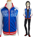 Yuri on Ice Yuri Plisetsky Jacket Only Cosplay Costume For Halloween Carnival