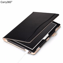Carry360 For Lenovo Tab4 10 TB-X304F/N Protective Smart case Tablet PC cover For Lenovo TAB 4 10 plus TB -X704F PU Leather case