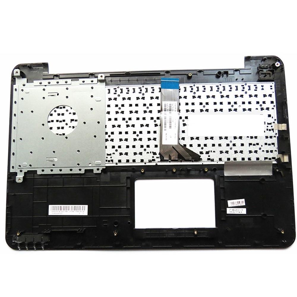 US nouveau pour ASUS K555 A555 X555 A555L W519L Y583L clavier dordinateur portable anglais champagne C case