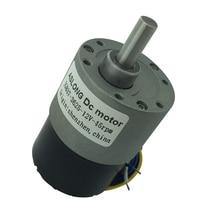 JGB37-3625 24 V brushless DC motore brushless motoriduttore di controllo della velocità positivo e negativo 7 RPM-960 RPM