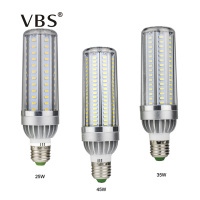 VBS Led Bulb 25W 35W 45W High Power Corn Light 85 265V E27 Leds Lamp 5730