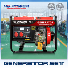 220 volt small portable diesel generator 3000 watt myanmar for sale
