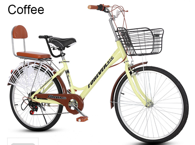 Clearance 26 Inch Speed Change Adult Bicycle Male And Female Student Bicycle Ordinary Bicycle 12