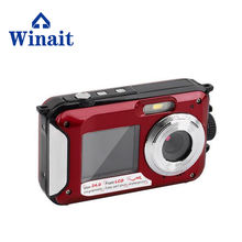 Камера 24 МП профессиональная Водонепроницаемая фотокамера full