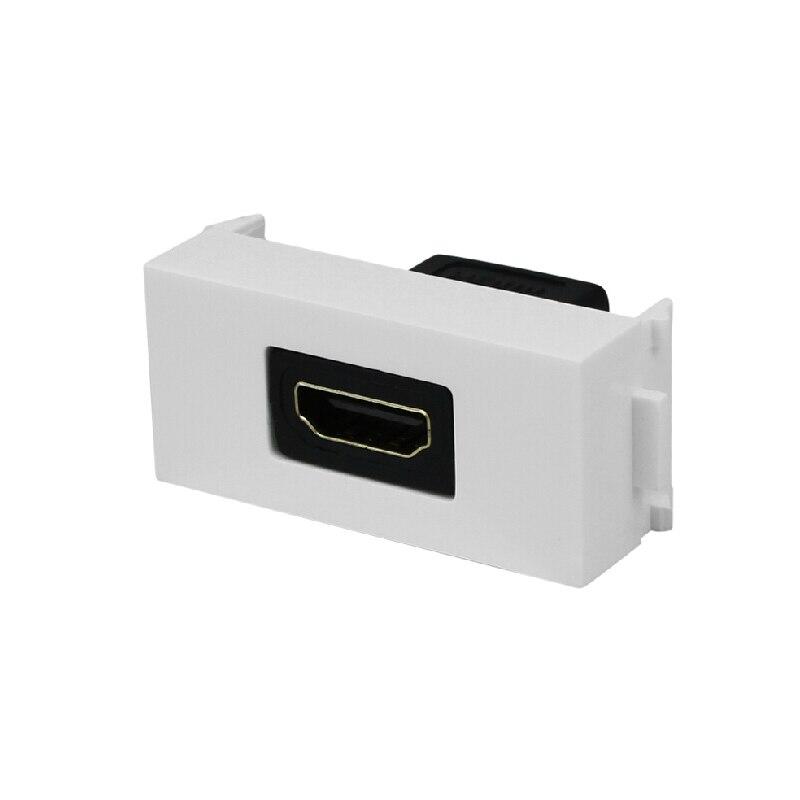 okut new n86 01 hdmi line module hdmi 2 0 wiring panel hdtvs dark rh aliexpress com HDMI Coax Wall Plate Custom HDMI Wall Plate