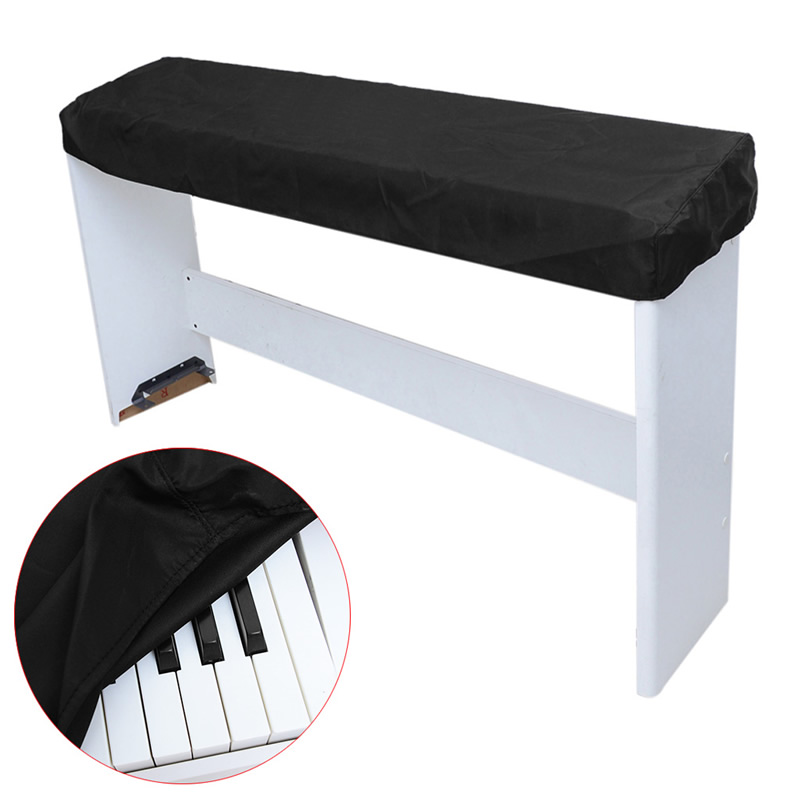 88 Key Electronic Piano Keyboard Cover On Stage Dustproof Thickened 130x29x12cm