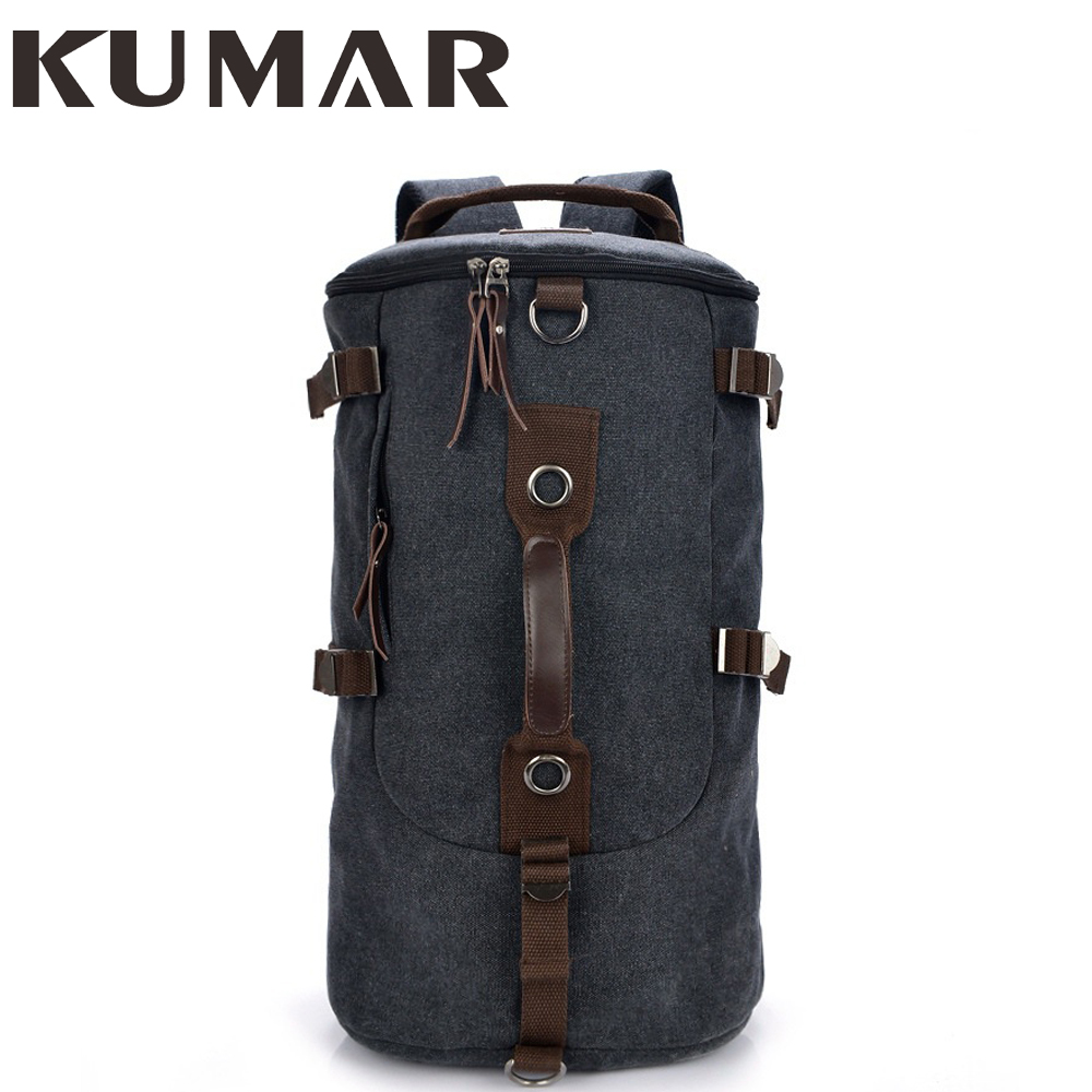 2018 New Large Capacity Men Travel Bag Casual Multifunctional Backpack Men Bags Leisure Canvas Bucket Shoulder Bag Luggage Bag brand stylish travel backpack for men canvas luggage bag casual large capacity shoulder laptop backpacks teenagers travel bag