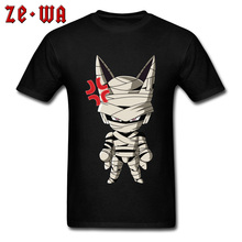 Pokemon Pikachu Halloween CELL Ninja Tshirts Japanese 100% Cotton Round Neck Men Funny Anime Cartoon Printed Tops Shirt