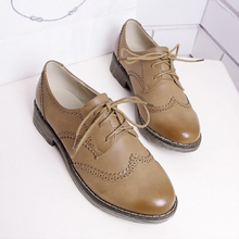 a8ce00f6d Buy womens wingtip oxford shoes and get free shipping on AliExpress.com