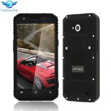 "DTNO. I Vphone M3 Quad Core 5.0 ""MTK6735 Teléfono móvil HD IPS 2G RAM 16G ROM IP68 Impermeable 3300 mAh 4G LTE Smartphone"
