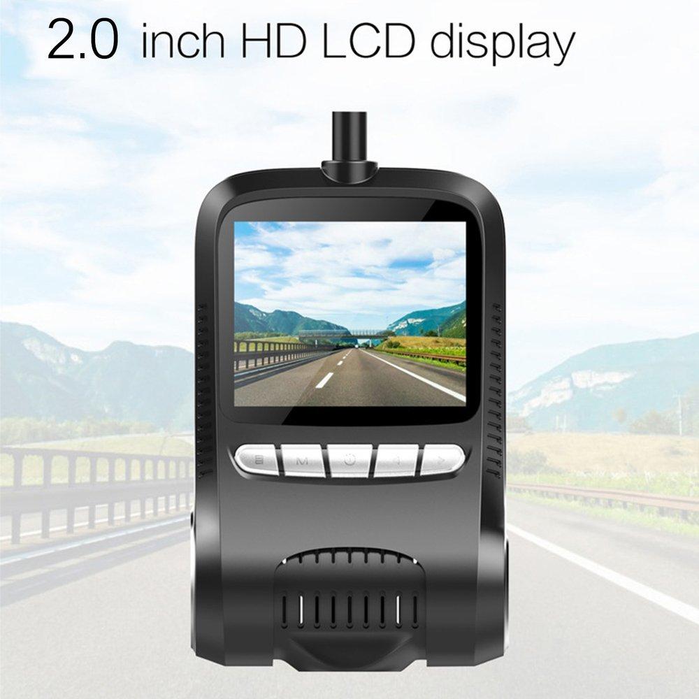 Small Eye Dash Cam Car DVR Recorder Camera with Wifi Full HD 1080p Wide Angle Lens G Sensor Night Vision Dash Cam rexing v1 car camera car dvr dash cam fhd 1080p 170 wide angle dashboard camera with g sensor wdr night vision free connector