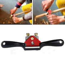 9 Inch Wood Hand Planer Deburring Tools Router With Screw Adjustable Woodworking