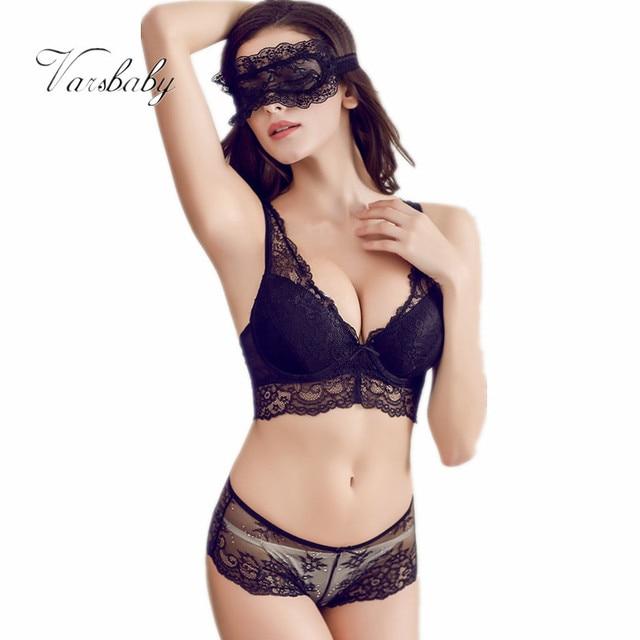 Новый женская сексуальное нижнее белье кружева Ультра-тонкий прозрачный набор бюстгальтера набор