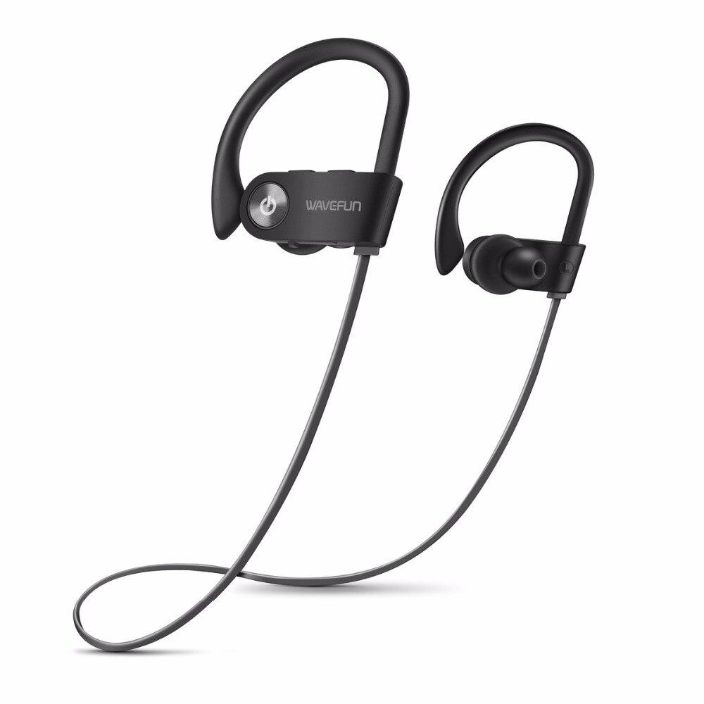 Bluetooth headset IPX7 vízálló vezeték nélküli headset sport basszus ... e397296ea6