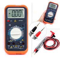 200mV 20nF Digital LCD Liquid Crystal Display Multimeter AC DC Voltmeter Current Ohm Automatic Manual
