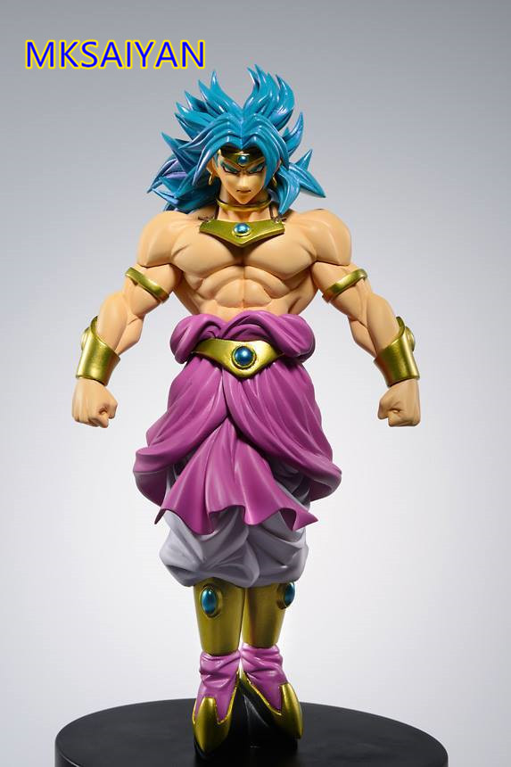 Dragon Ball Z Super Broly Anime Led Model Pvc Figurine Dragon Ball Broly Action Figure Collectible Toys Doll Gift Dbz Xm Moderate Price Toys & Hobbies