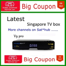 3.28 promoção preço freesat v9 pro caixa de cabo starhub singapura 238 v9 pro cingapura starhub canal