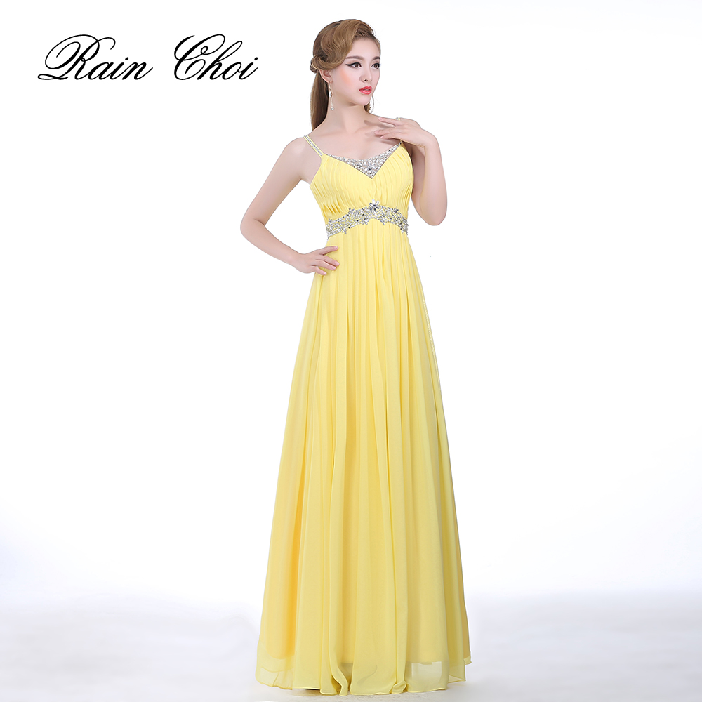 Compare Prices on Yellow Evening Gown- Online Shopping/Buy Low ...