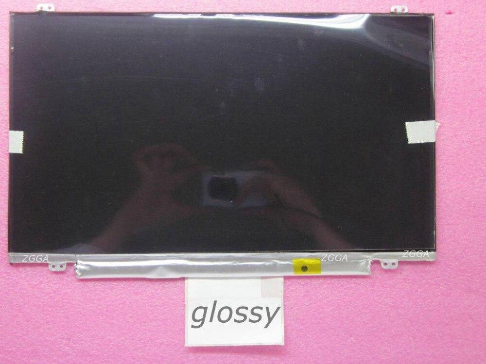 New 14.0 HD LCD Panel Screen 04W0423 For ThinkPad Edge E420 Lenovo E425 Original  LED Full Display 04W0418 40PIN 1366x768 for lenovo k29 k27 lcd screen display monitor edp 30pins 1366 768 good quality original