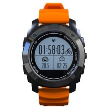 Smartch s928 smart watch gps открытый спорт smartwatch профессиональный монитор сердечного ритма давление воздуха умный браслет для ios android