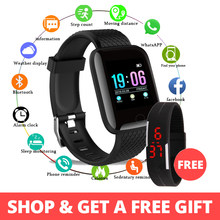 Smart Watch Men Blood Pressure Smartwatch Women Heart Rate Monitor Fitness Tracker Bluetooth Sport Watches For Android IOS reloj(China)