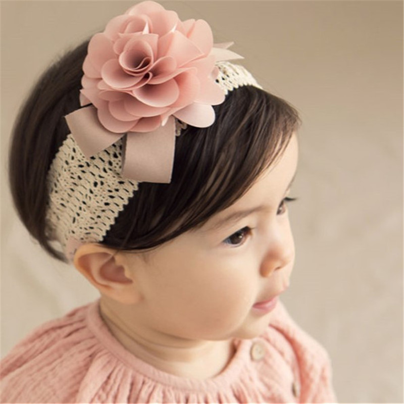 Girls Wave Headbands Knot Hair Accessories For Girls Infant Hair Band Baby Girl Hair Accessories Baby Headband