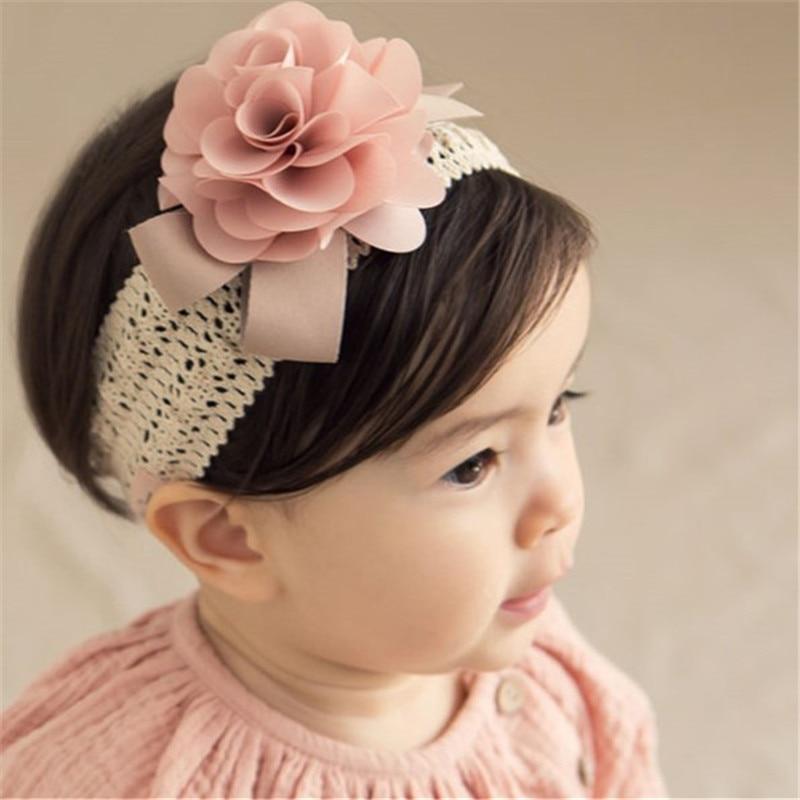 Girls Wave Headbands Knot Hair Accessories For Girls Infant Hair Band Baby Girl Hair Accessories Baby Headband