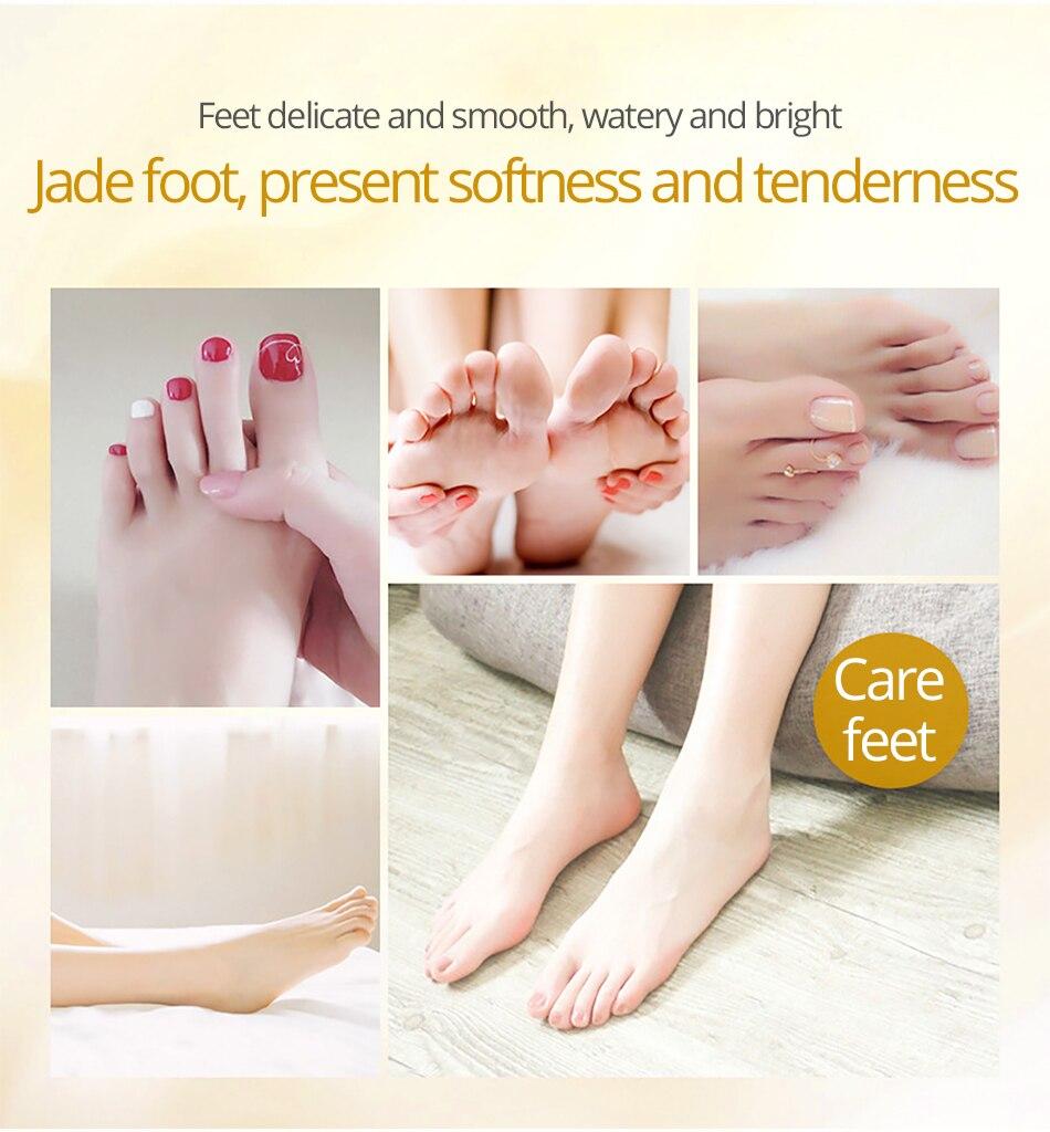 Füße Sonnig 3 Packs = 6 Stücke Baby Fuß Peeling Erneuerung Fuß Maske Für Beine Entfernen Abgestorbene Haut Glatt Peeling Socken Fuß Pflege Socken Für Pediküre