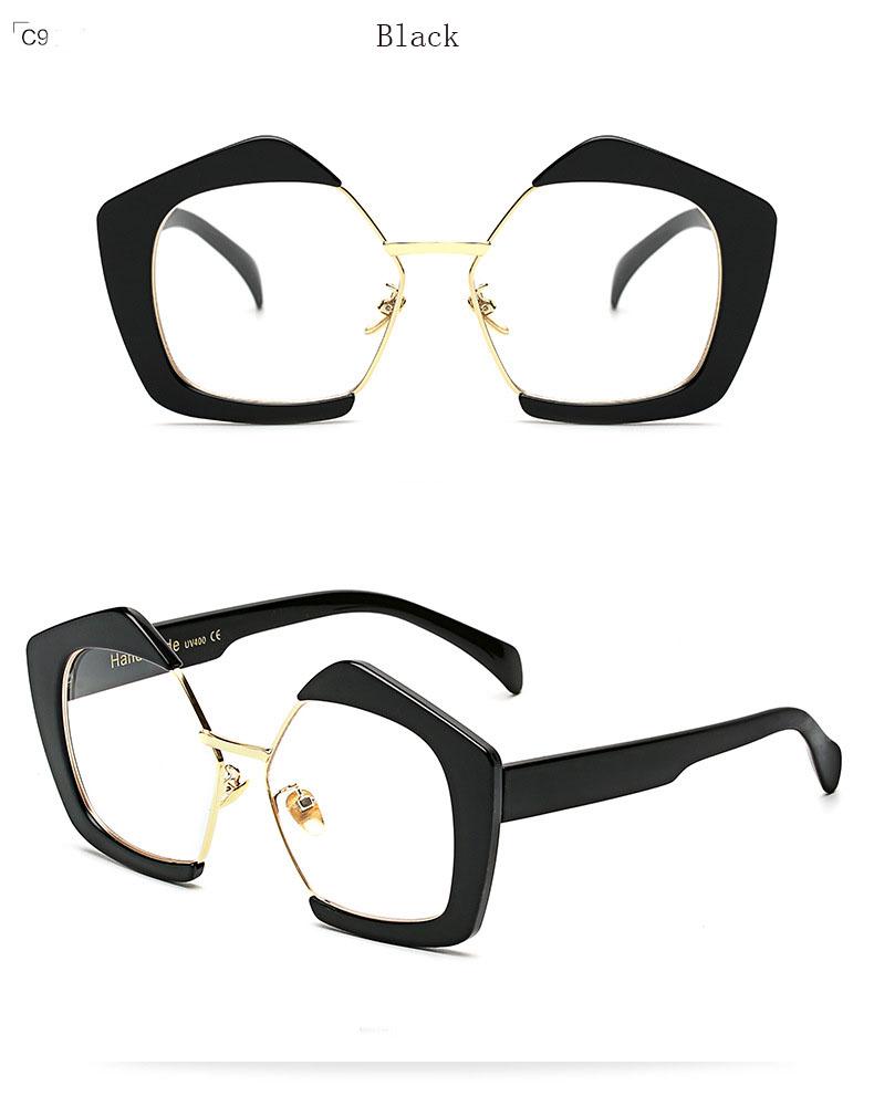 HTB1S3z1PpXXXXcbXFXXq6xXFXXXP - 2017 New Sunglasses Women Brand Designer Semi-Rimless Cat Eye Fashion Sun Glasses for Ladies Pink Oculos De Female Gafas