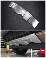 Front Bumper Skid Protector Guard Plate 1pcs For LAND ROVER Freelander 2 2008 2015 Auto Decoration