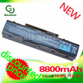 Golooloo 8800mAH battery for Acer AS09A31 AS09A41 AS09A51 AS09A56 AS09A61 AS09A70 AS09A71 AS09A73 AS09A75   BT.00603.076