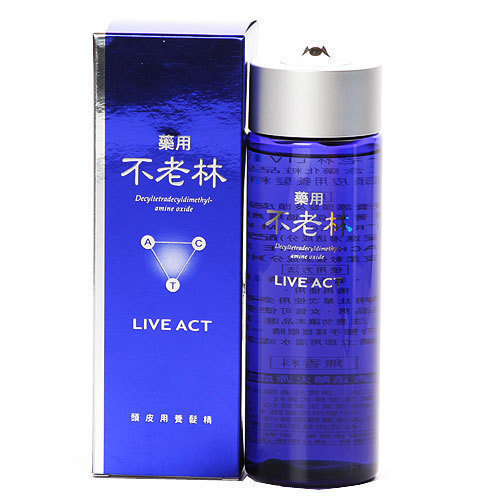F13 Japan Top Brand Live Act Hair Growth Essence Toner 200ml In Hair