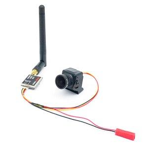 Image 5 - 사용 준비 5.8G FPV 수신기 UVC 비디오 다운 링크 OTG VR 안드로이드 전화 + 5.8G 200/600mw 송신기 TS5823 + CMOS 1200TVL 카메라 fpv