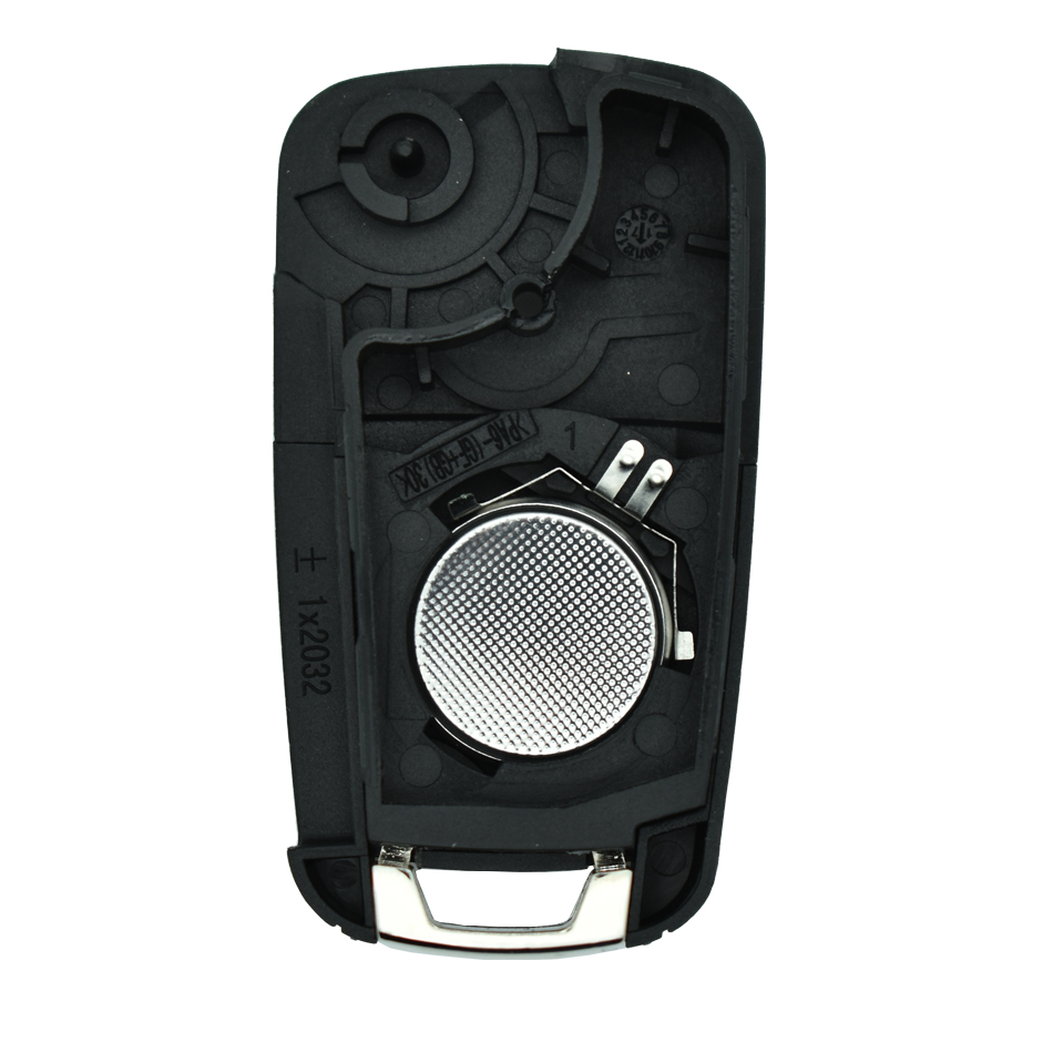 DJBFANDEA 315Mhz Flip Complete Remote Key For Chevrolet Aveo Cruze Orlando 2008 2009 2010 2011 2012 2013 2014 Remote Control Key in Car Key from Automobiles Motorcycles