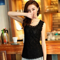New Arrivals Elegant Lace Sleeveless Tank Top  Camisole Shirt Vest Slim Summer Tube Top Clothing For Lady Women Gifts