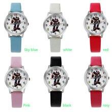ot Children Quartz Watch Boys Girls Sports Watches Fashion Casual Ladies Wristwatches  Kids Clock girls Students Clock
