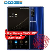 DOOGEE MIX Lite Smartphone Dual Camera 13MP 13MP 5 2 MTK6737 Quad Core 2GB 16GB Android