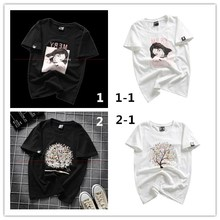 t-shirts women summer 2018 female T-shirt harajuku t shirt befree tshirt kawaii plus size top korean shirts