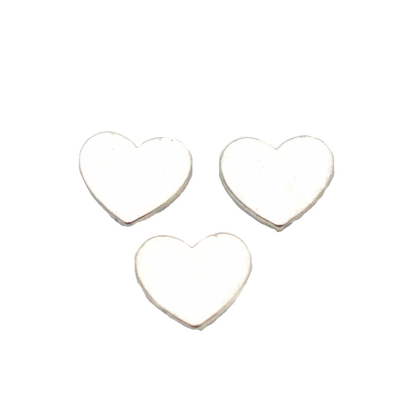 Friendly New Arrive 10pcs/lot Silver Hearts Floating Charms Living Glass Memory Lockets Diy Animal Accessory Charms Jewelry Limpid In Sight Charms Jewelry & Accessories