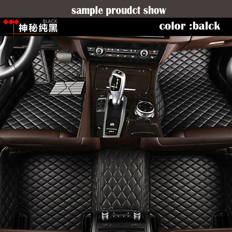 Custom fit car floor mats for Nissan altima Rouge X-trail Murano Sentra Sylphy versa sunny Tiida 3D car-styling carpet liner custom fit car trunk mat for nissan altima rouge x trail murano sylphy versa tiida 3d car styling tray carpet cargo liner page 10