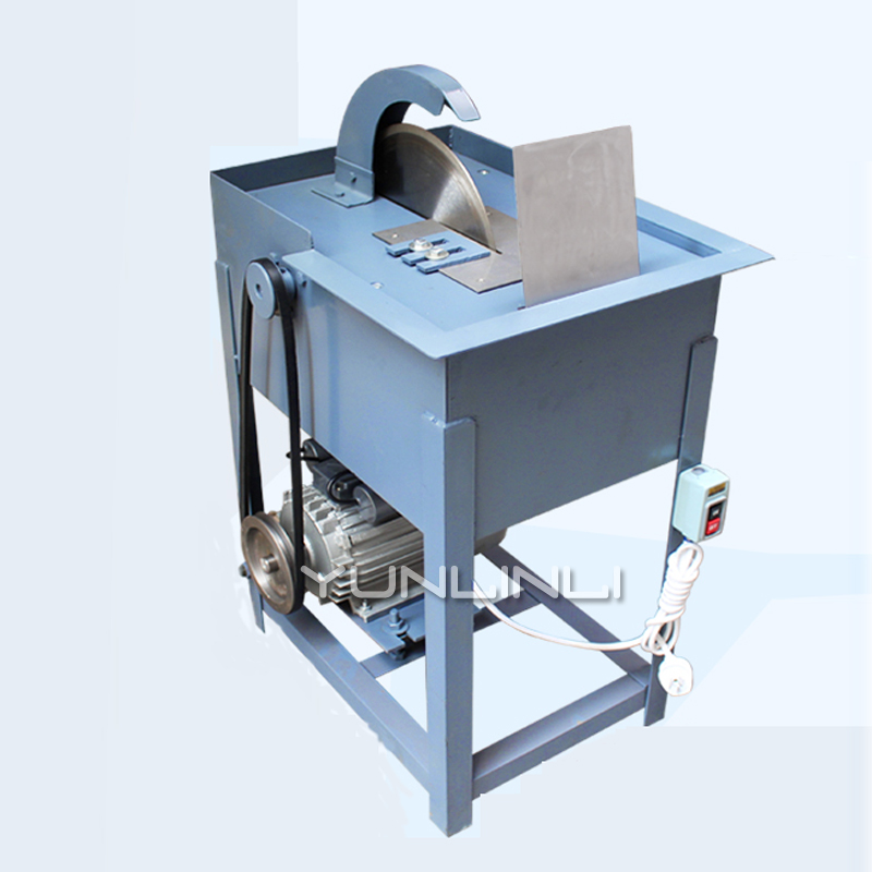 12 Inch Jade Cutting Machine Desktop High Power Agate Stone Water Processing Tools Small And Medium Machinery