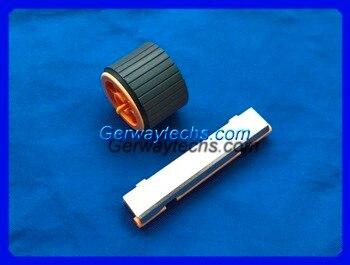 GerwayTechs New 059K32773 Pickup Roller & 019K09420 Separation Pad Assy for XeroxLaserJet S2320 S2420 S2220 S2240 S2056 10Sets