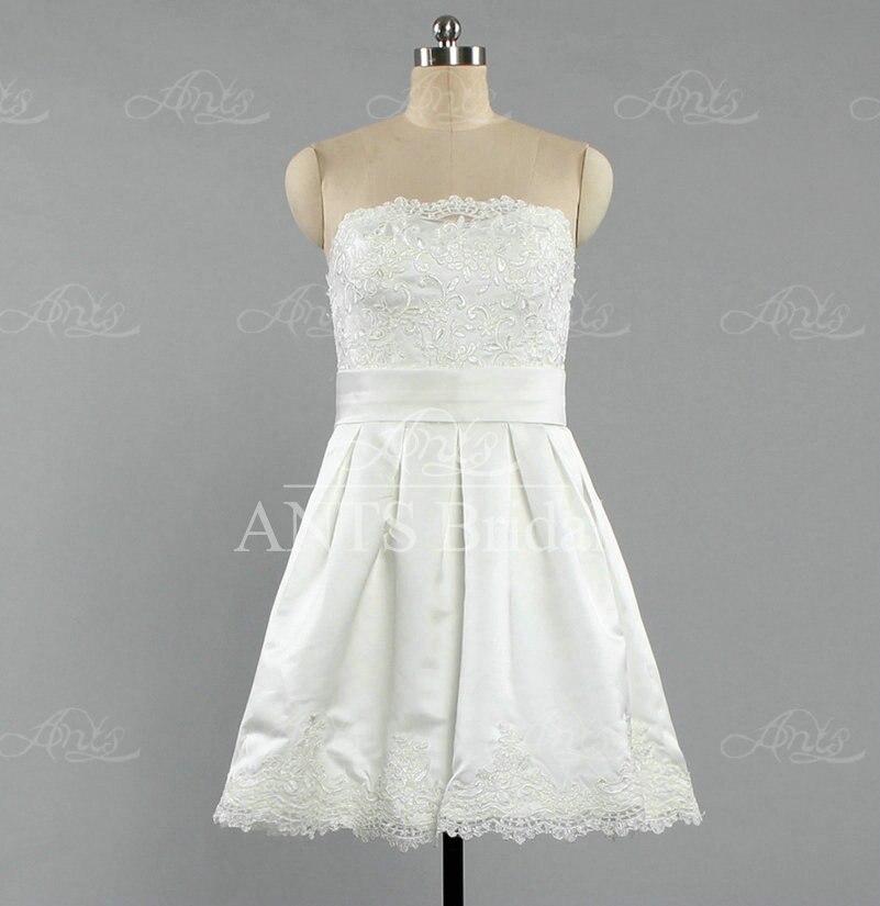 Online get cheap short informal wedding dresses for Informal wedding dresses cheap