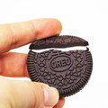 Easy Magic Restored Cyril OREO Bite Cookie OREO Bite Out Cookie Close-Up Tricks Props 1pcs